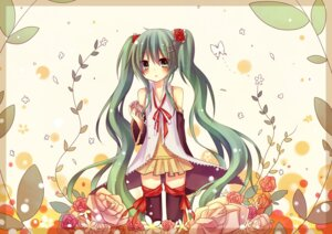 Rating: Safe Score: 21 Tags: amene_kurumi hatsune_miku thighhighs vocaloid User: fairyren