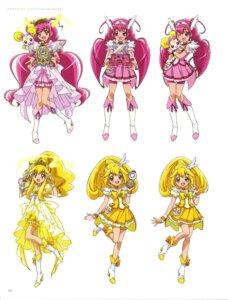 Rating: Questionable Score: 7 Tags: hoshizora_miyuki kawamura_toshie kise_yayoi pretty_cure smile_precure! User: drop