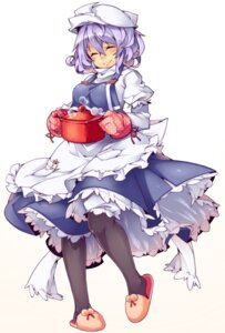 Rating: Safe Score: 16 Tags: kokka_han letty_whiterock pantyhose touhou User: Mr_GT