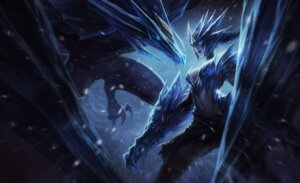 Rating: Questionable Score: 3 Tags: armor cleavage league_of_legends tagme weapon User: Radioactive