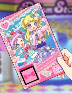 Rating: Safe Score: 7 Tags: dress idol_time_pripara manaka_lala yumekawa_yui User: drop