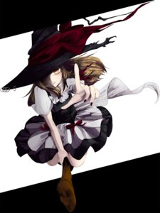 Rating: Safe Score: 6 Tags: kirisame_marisa memai touhou witch User: charunetra