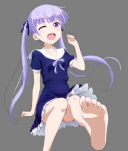 Rating: Safe Score: 44 Tags: dress feet kikunaga_chisato new_game! suzukaze_aoba transparent_png User: Mekdra