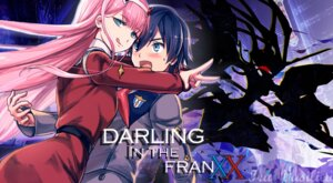 Rating: Safe Score: 8 Tags: darling_in_the_franxx hiro_(darling_in_the_franxx) horns iravasiliev strelizia uniform zero_two_(darling_in_the_franxx) User: 川俣慎一郎