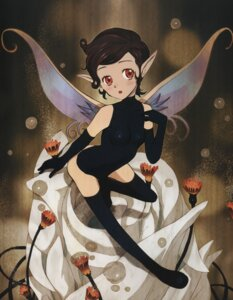 Rating: Safe Score: 4 Tags: altus bodysuit fairy megaten okama pixie pointy_ears shin_megami_tensei thighhighs wings User: Radioactive