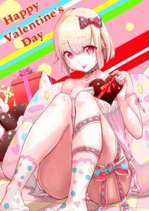 Rating: Safe Score: 22 Tags: nakanishi_tatsuya pantsu shimapan valentine User: Mr_GT