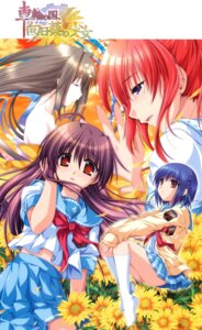 Rating: Safe Score: 15 Tags: alpha seifuku sharin_no_kuni_himawari_no_shoujo User: Radioactive