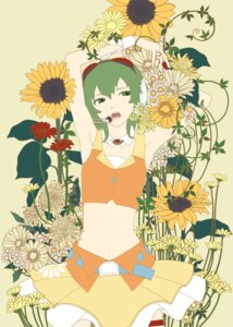 Rating: Safe Score: 8 Tags: bourbone gumi headphones vocaloid User: animeprincess