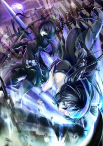 Rating: Safe Score: 23 Tags: black_rock_shooter black_rock_shooter_(character) dead_master nisson vocaloid User: fairyren