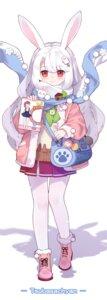 Rating: Safe Score: 16 Tags: animal_ears bunny_ears pantyhose tagme tsubasa_tsubasa User: Dreista
