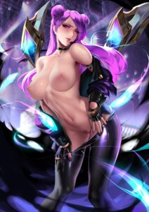 Rating: Explicit Score: 59 Tags: breasts cianyo league_of_legends nipples no_bra nopan open_shirt pubic_hair pussy uncensored undressing User: Mr_GT