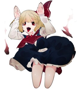 Rating: Safe Score: 15 Tags: ikurauni rumia touhou User: charunetra