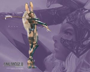 Rating: Safe Score: 10 Tags: animal_ears armor cg final_fantasy final_fantasy_xii fran square_enix wallpaper User: Wishmaster