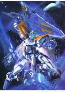 Rating: Questionable Score: 5 Tags: gundam gundam_astray_blue_frame_2nd gundam_seed_astray tenjin_hidetaka User: Radioactive