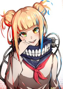 Rating: Questionable Score: 4 Tags: boku_no_hero_academia seifuku sweater toga_himiko User: espX