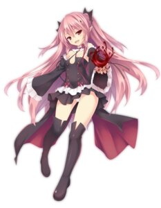 Rating: Questionable Score: 109 Tags: blood dress krul_tepes loli owari_no_seraph pantsu ryo_(botsugo) thighhighs User: edogawaconan