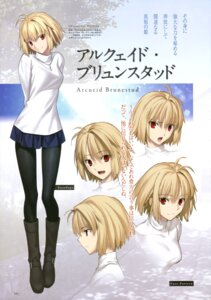 Rating: Safe Score: 31 Tags: arcueid_brunestud character_design expression pantyhose takeuchi_takashi tsukihime type-moon User: drop