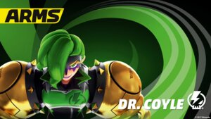 Rating: Questionable Score: 0 Tags: arms dr._coyle_(arms) nintendo wallpaper User: fly24
