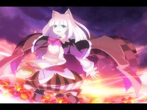 Rating: Safe Score: 10 Tags: animal_ears asakura_masatoki nekomimi wallpaper User: yumichi-sama