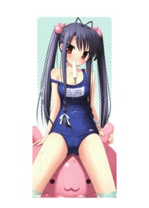 Rating: Safe Score: 39 Tags: cream digital_version hulotte ikegami_akane school_swimsuit swimsuits with_ribbon User: Checkmate