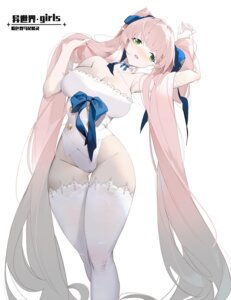 Rating: Questionable Score: 29 Tags: helic_(7317helic) leotard no_bra pointy_ears tagme thighhighs User: Mr_GT