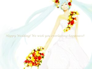 Rating: Safe Score: 9 Tags: dress hatsune_miku meola vocaloid wallpaper User: charunetra