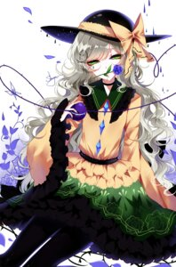 Rating: Safe Score: 28 Tags: komeiji_koishi pantyhose sheya touhou User: Mr_GT