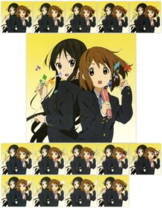 Rating: Safe Score: 9 Tags: akiyama_mio hirasawa_yui jpeg_artifacts k-on! seifuku User: Share
