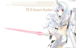 Rating: Safe Score: 26 Tags: gundam gundam_unicorn hiten mecha_musume sscp wallpaper User: Radioactive