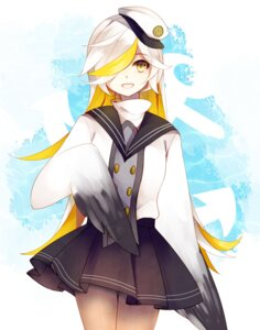 Rating: Safe Score: 25 Tags: ice-creamcake memoca pantyhose seifuku wadanohara_and_the_great_blue_sea User: charunetra