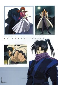 Rating: Safe Score: 2 Tags: himura_kenshin male rurouni_kenshin shinomori_aoshi User: Feito