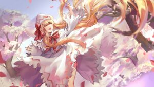Rating: Safe Score: 27 Tags: elise_(piclic) lily_white touhou User: Mr_GT