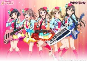 Rating: Safe Score: 17 Tags: bang_dream! guitar hanazono_tae heels ichigaya_arisa tagme toyama_kasumi ushigome_rimi yamabuki_saaya User: saemonnokami