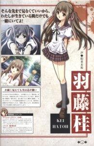 Rating: Safe Score: 6 Tags: akaiito hal hatou_kei nara_youko profile_page scanning_artifacts seifuku wakasugi_tsuzura User: Waki_Miko