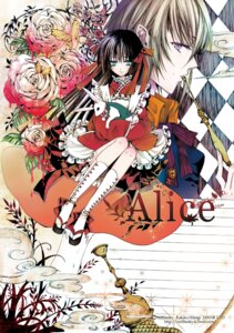 Rating: Safe Score: 12 Tags: alice alice_in_wonderland japanese_clothes kakiko lolita_fashion wa_lolita User: Nekotsúh
