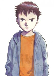 Rating: Safe Score: 1 Tags: male pluto urasawa_naoki User: Umbigo