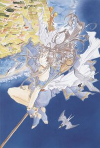 Rating: Safe Score: 11 Tags: ah_my_goddess belldandy fujishima_kousuke User: minakomel