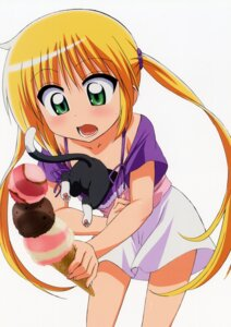 Rating: Safe Score: 27 Tags: hayate_no_gotoku neko sanzenin_nagi scanning_artifacts User: Share