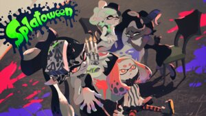Rating: Questionable Score: 4 Tags: aori_(splatoon) dress halloween heels horns hotaru_(splatoon) iida_(splatoon) marina_(splatoon) nintendo no_bra pantyhose pearl_(splatoon) pointy_ears splatoon tagme wallpaper User: fly24