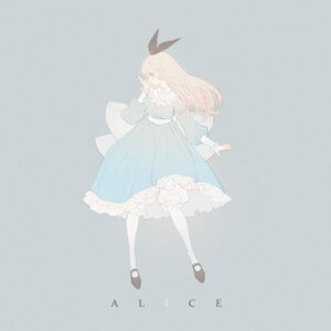 Rating: Safe Score: 20 Tags: alice alice_in_wonderland bloomers dress tagme User: Radioactive