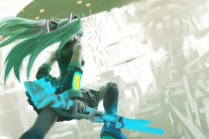 Rating: Safe Score: 14 Tags: hatsune_miku nekoita vocaloid User: charunetra