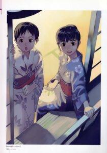 Rating: Safe Score: 7 Tags: takamichi yukata User: MirrorMagpie