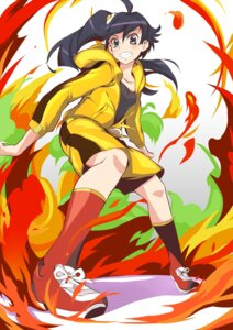 Rating: Safe Score: 13 Tags: araragi_karen bakemonogatari por User: Mr_GT