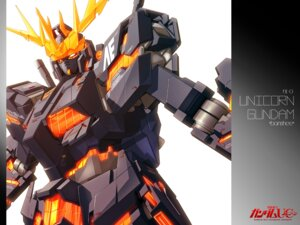 Rating: Safe Score: 3 Tags: banshee gundam gundam_unicorn mecha wallpaper User: withul