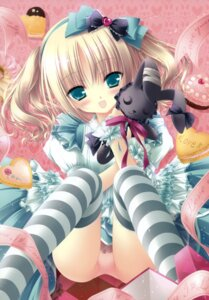Rating: Questionable Score: 110 Tags: lolita_fashion pantsu thighhighs tinkle User: crim
