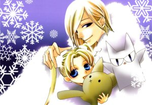 Rating: Safe Score: 4 Tags: hatori_bisco nekozawa_kirimi nekozawa_umehito ouran_high_school_host_club User: Radioactive