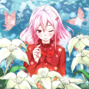 Rating: Safe Score: 35 Tags: amatsuki_hotaru guilty_crown yuzuriha_inori User: Nekotsúh