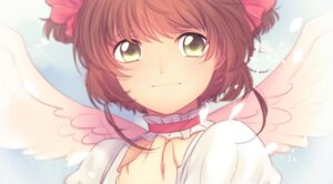 Rating: Safe Score: 19 Tags: bobo2 card_captor_sakura kinomoto_sakura wings User: charunetra