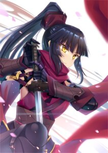 Rating: Safe Score: 13 Tags: armor fate/grand_order japanese_clothes katou_danzou_(fate/grand_order) sword tsang_yu_chun User: Nepcoheart
