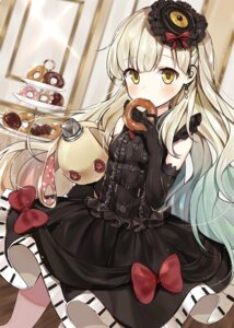 Rating: Safe Score: 81 Tags: dress kurutsu lolita_fashion mayu_(vocaloid) vocaloid User: nphuongsun93